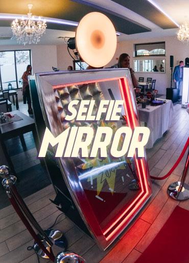 Fotobudka Selfie Mirror Krzepice